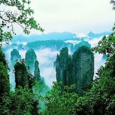 Zhangjialie, China
