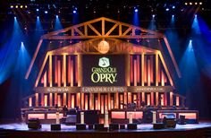 Grand Ole Opry House is a Concert Hall in Nashville. Plan your road trip to Grand Ole Opry House in TN with Roadtrippers. Nashville Tours, Nashville Vacation, Music City Nashville, Visit Nashville, Tennessee Vacation, Nashville Tennessee, Nashville Attractions, Franklin Tennessee, Grand Ole Opry