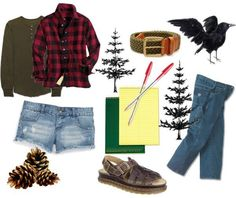 { Article: What Writers Wear: Then and Now } My 11-year-old self had some IDEAS about what writers wore as far as outfits... mainly along the hippie/lumberjack vibe. Carpenter pants, anyone?