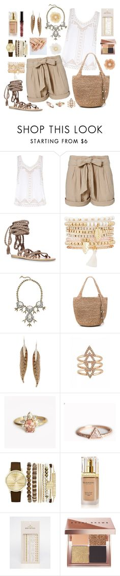 """""""Drift Away"""" by krazyk8e ❤ liked on Polyvore featuring New Look, Joie, Ancient Greek Sandals, Charlotte Russe, Chloe + Isabel, Flora Bella, Roberto Cavalli, Jessica Carlyle, Elizabeth Arden and Pieces"""
