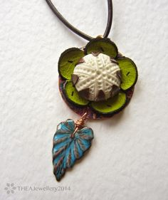 Art Jewelry Elements: Finding My Mixed Media Mojo...