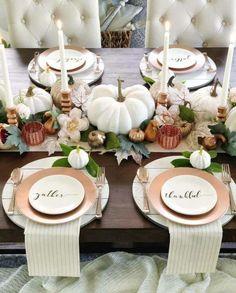 La déco table d'automne donne la possibilité de créer quelque chose de unique en accordance avec la nouvelle saison. Inspirez-vous de notre galeire.