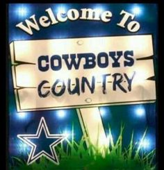 Cowboys Country!