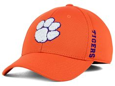 hot sale online 236dc c9686 Clemson Tigers Top of the World NCAA Booster Cap College Store, Clemson  Tigers, Top
