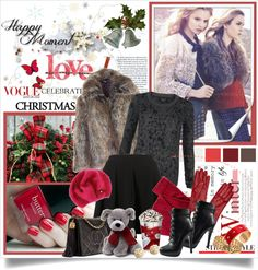 """A gift for my polyfriends (Part 1)"" by auby ❤ liked on Polyvore"