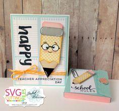 The Cricut Bug: Jaded Blossom August Release Day 4- Happy Teacher Appreciation…