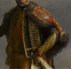 Napoleonic Wars, Kaiser, Military Clothing, Warsaw, Orange, Detail, History, France, Emperor