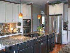 Linen Colored Kitchen Cabinets Rustoleum