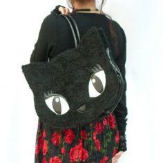 bolsos con diseños de gatos - Buscar con Google
