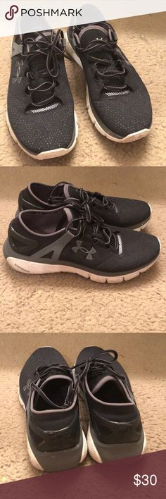 28fdc7170eb54 Women s size 10 running shoe- slightly worn Women s size 10 running shoe-  slightly worn Under Armour Shoes Athletic Shoes