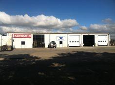Semi Truck Repair at Wallwork Truck Center - Williston.  #kenworth