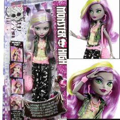 "Moanica D'Cay.""Welcome to the monster high"" #monsterhigh #mattel #dolls #moanicadcay by m_h_news"