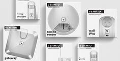 VEMMIO, Linia Opakowań - Papajastudio - identyfikacja wizualna, projektowanie opakowań, branding