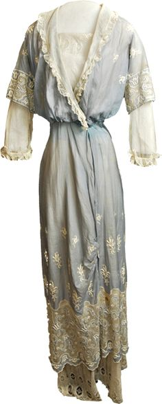 1910s | The Collection | Historic Clothing Collection | Research | Textiles, Merchandising and Interiors | College of Family and Consumer Sciences | UGA