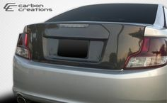 2011-2013 Scion tC Carbon Creations OEM Trunk - 1 Piece