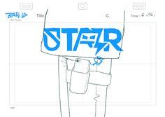 「アニメーションらくがき」 rough animation/ sKILLupper x Maltine records,2014/10/11 @ 2.5D http://skillupper.net/star/ Live stream: http://www.ustream.tv/channel/2-5d1