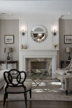 Diy Fireplace Mantel Tutorial Walnut Street Pinterest