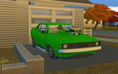Mod The Sims - Vorn Stallion (ownable cars comb)