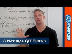 ▶ 3 Growth Hormone Tricks: Naturally Elevate GH For Faster Fat Loss - YouTube
