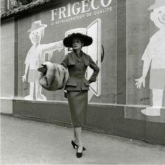 Christian Dior, Paris | 1954