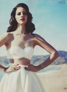 """Lana Del Rey - """"Young and Beautiful"""" https://www.youtube.com/watch?v=M9ud6nyKAAU I know you will."""