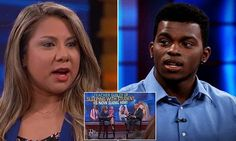 Former Texas teacher Tanya Ramirez, 31, who pleaded guilty in January to having improper relationship with a student, came face-to-face with the young man and his mother  on the Dr Phil Show.