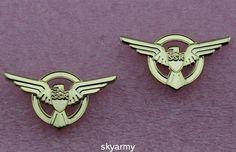 Strategic Scientific Reserve lapel SSR Pin captain america Agent Carter pin-pair in Entertainment Memorabilia | eBay