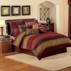 Croscill® Plateau Comforter Set - BedBathandBeyond.com