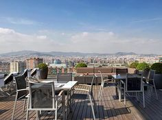 Offerta AC Barcelona Forum by Marriott Ac Hotel Barcelona, Relax, Lets Do It, Outdoor Furniture Sets, Outdoor Decor, Patio, Travel, Home Decor, Good Times