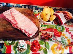 Ribs a la barbacoa en bolsa para horno - Sabor al horno