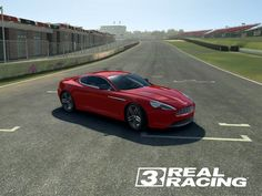 My Aston Martin DB9.