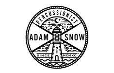 line art logo design