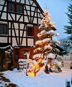 Christmas in Schwarzwald, Germany