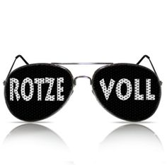 Rotze Voll Malle Fasching Sonnenbrille Party Spass Malleb... http://amzn.to/2r8N2Db