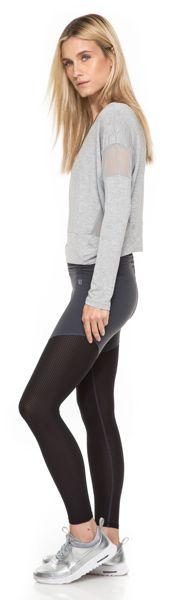 Callia Legging - Slate Graphite - BodyLanguage Sportswear 38abad18ea1
