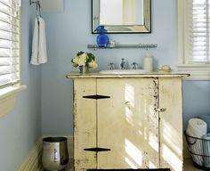 lavabo antiguo de porcelana pintada años 30 - Buscar con Google