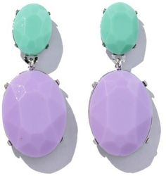 Rose Bud Earring / Pastel Color earring on ShopStyle