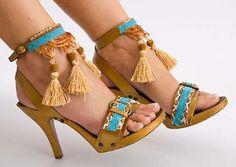Ayakkabı Süsleme – 10marifet.org