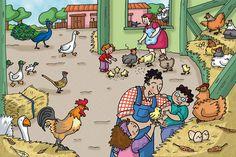 Parlar de la granja