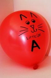Play an ABC Balloon Game (inspired by The Cat in the Hat Comes Back)!