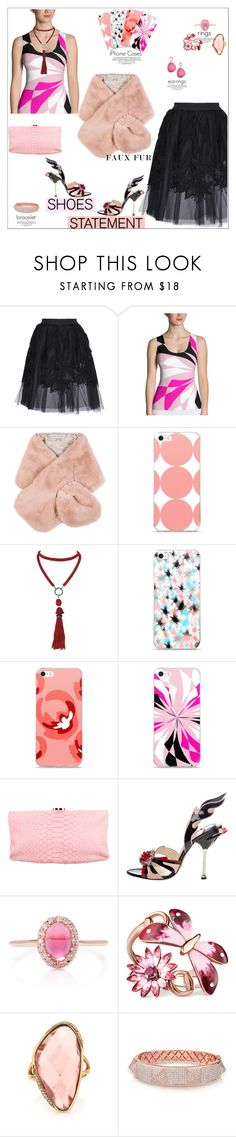 """""""Toujours Belle"""" by atelier-briella ❤ liked on Polyvore featuring Elie Saab, Chesca, Marina J., Chanel, Prada, Marlo Laz, Gucci, Mark Broumand, Revé and tanktop"""