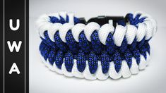 "How to make the ""Type 7"" Paracord Survival Bracelet [Tutorial]"