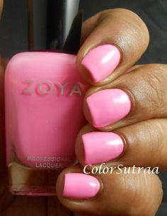 ZOYA Tickled collection for Summer 2014 : Kitridge