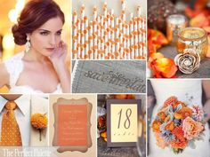 The Perfect Palette: Burnt Orange