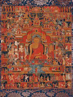 TIBET – Treasures from Tibetan monasteries