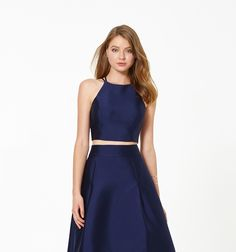 Heidi strappy co-ord top Navy - Womens Fashion | Forever New