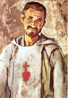 "In Cammino: CHARLES DE FOUCAULD""Vi do un comandamento nuovo: a..."