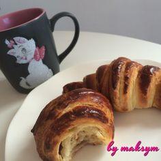 croissants du petit déjeuner / breakfast croissants home-made