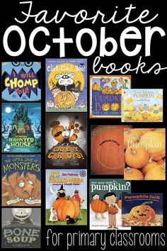 Our favorite October