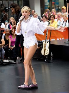 The Method behind Miley Madness:   http://renegadechicks.com/the-method-behind-the-miley-madness/